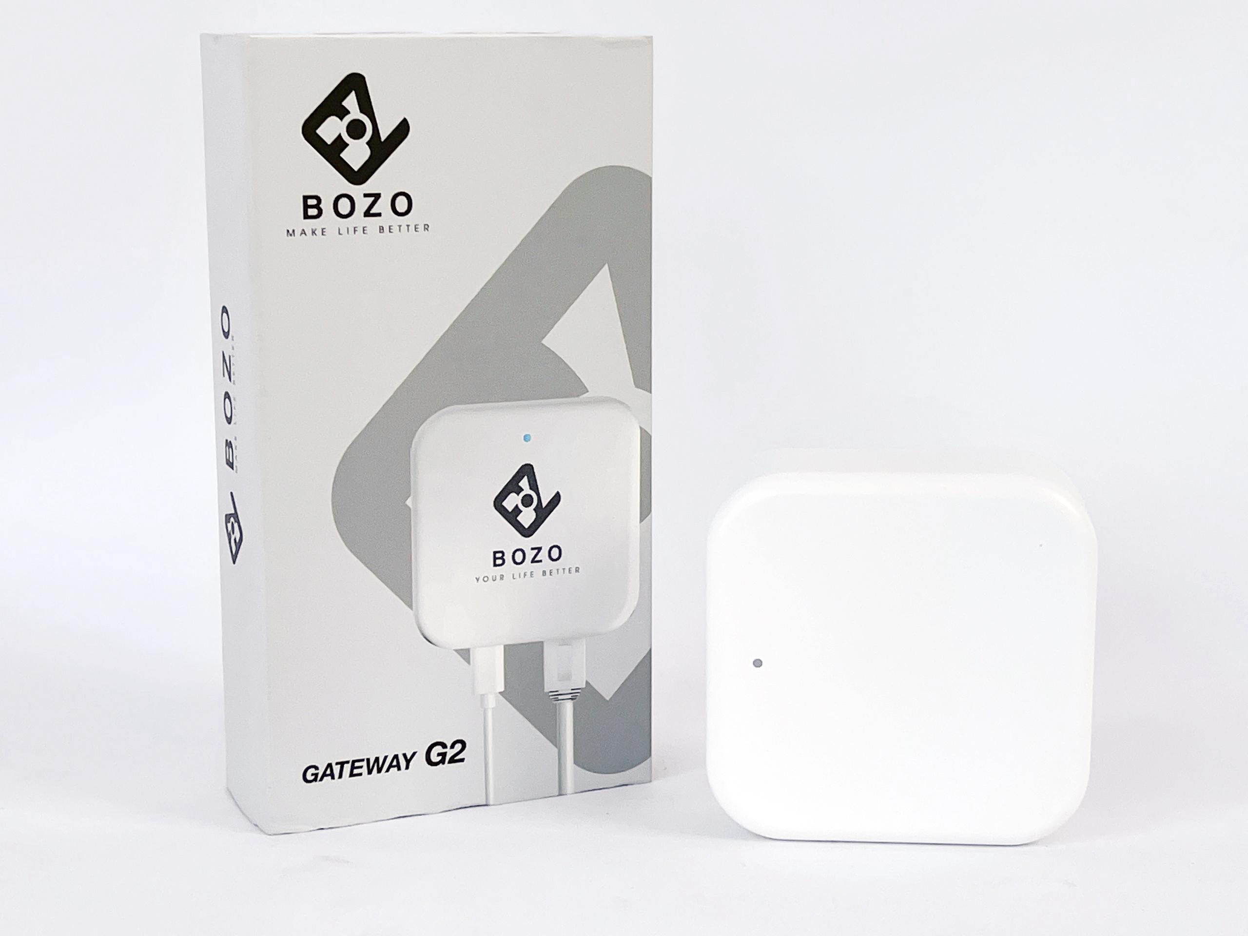 Gateway G2 cho khóa cửa thông minh dùng app BOZO